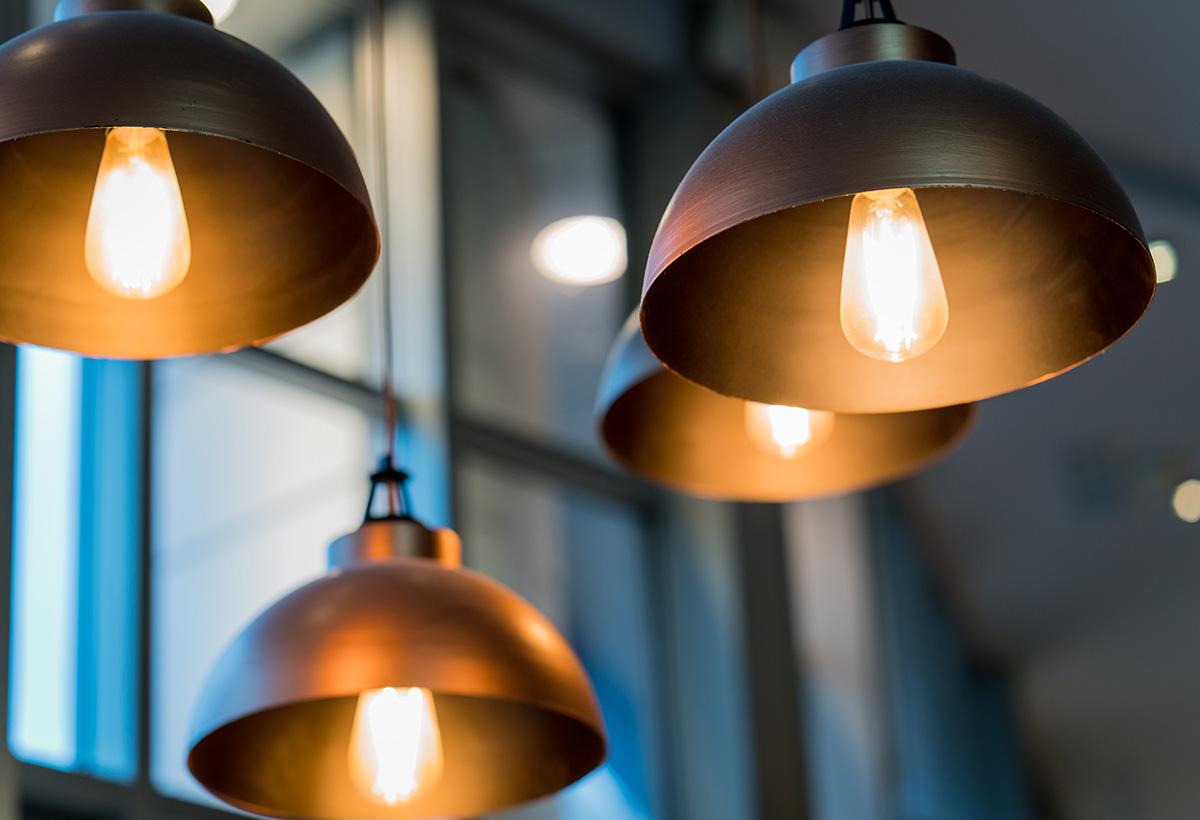Trattamenti pvd per lampade esperti in rivestimenti pvd for Lampade per casa